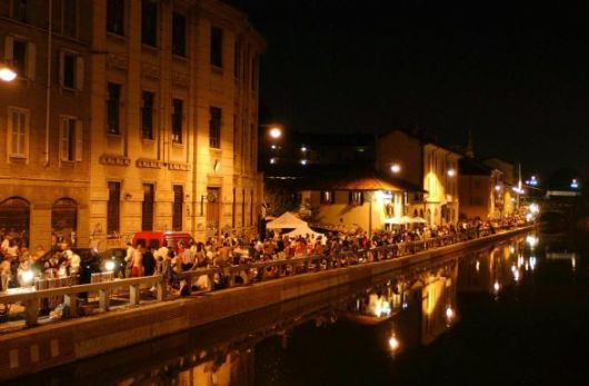 Incoming partners experience milanese nightlife for Milan nightlife