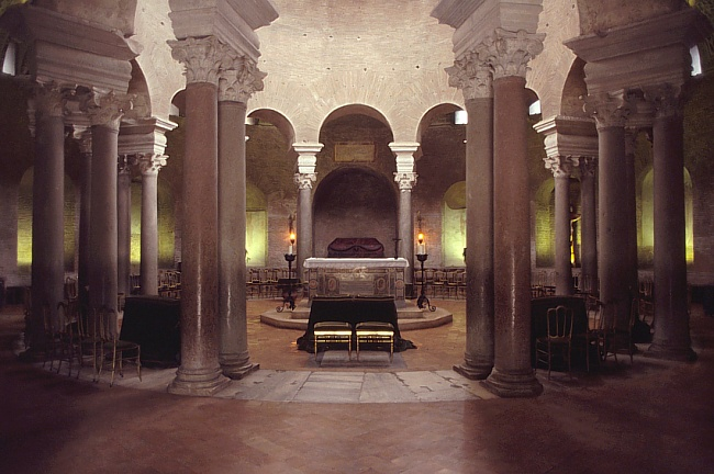 Incoming Partners - rome_s.costanza_mausoleum