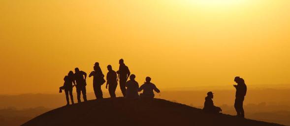 Dubai deserto